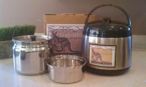 Saratoga Jack thermal cooker