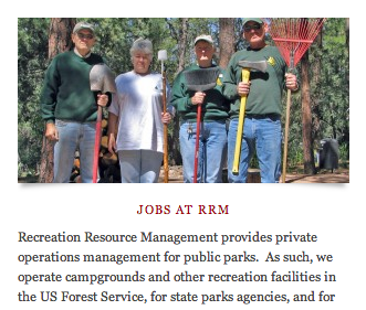 Jobs at RRM
