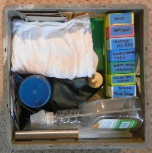Truck Camper Kitchen Box 1