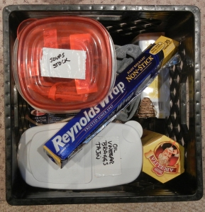 Kitchen Box 3 for Truck Camping