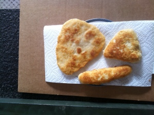 fry bread for truck camping