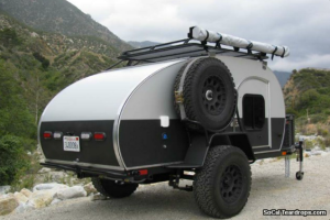 So-Cal Teardrop off road trailer