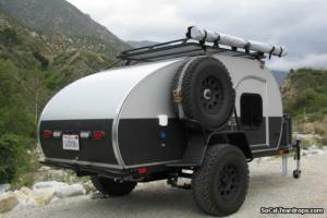 So-Cal Teardrop off road trailer