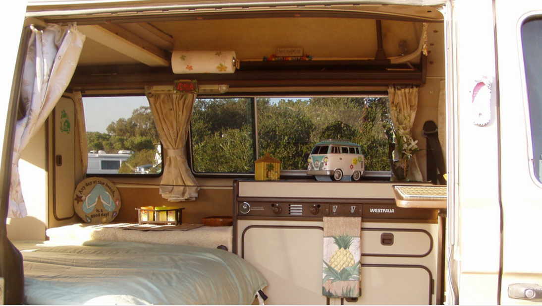 Good ideas for truck camping interior truck camper hints for Truck camper interior ideas