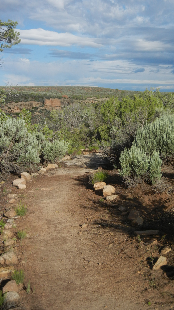 Hovenweep Path