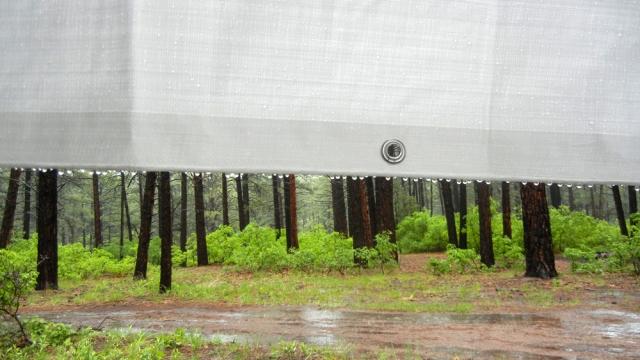 Functional tarp