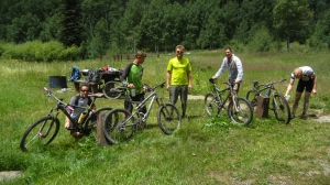 Hut to Hut Bikers