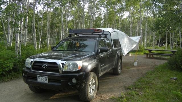 Transfer Camp Spot