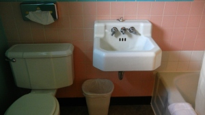 Cortez hotel bathroom