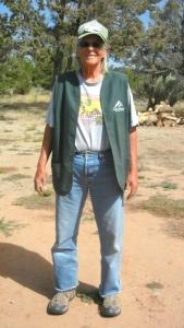 camp host uniform