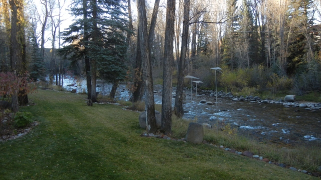 Dawn on the Roaring Fork