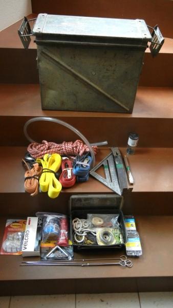 ammo box tools