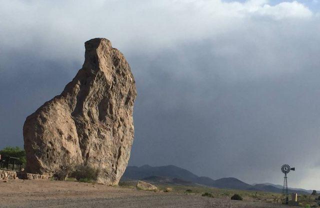 City Of Rocks Vista