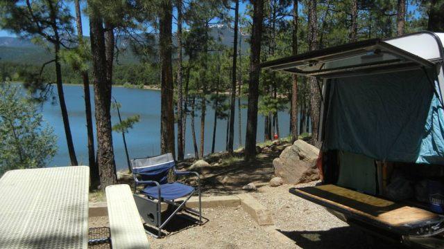 Morphy Lake Setup