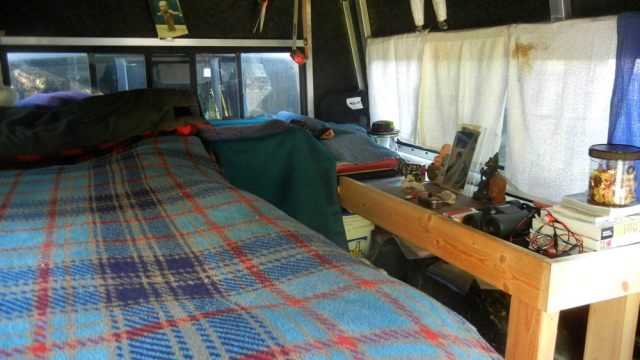 Truck Camper Hints Living Large On Next To Nothing