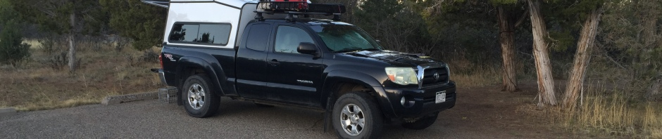 Comfort Truck Camping