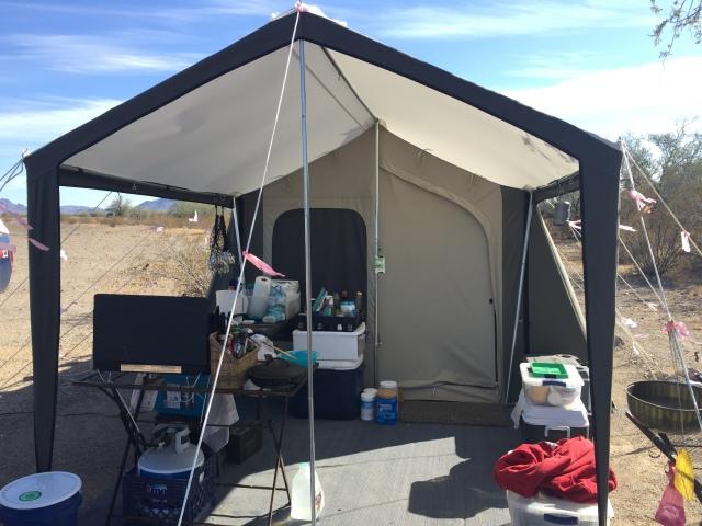 Kodiak Tent